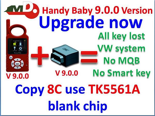 Handy Baby V9.0.0 update