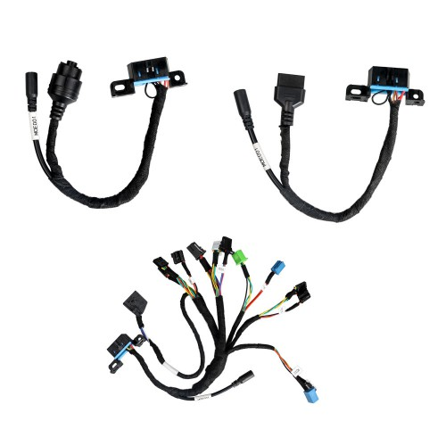 BENZ EIS/ESL cable+7G+ISM + dashboard connector MOE001