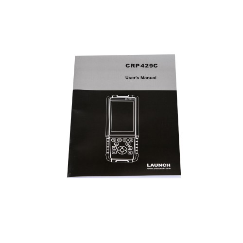 LAUNCH X431 CRP 429C OBD2 Code Reader Test Engine/ABS/Airbag/AT +11 Reset Function
