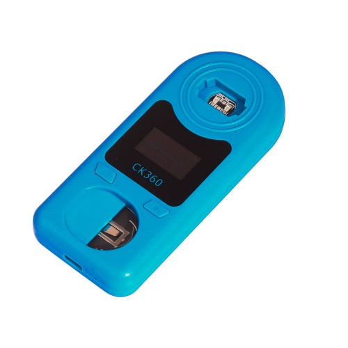 CK360 Easy Check Remote Key Tester for Frequency 315Mhz-868Mhz & Key Chip & Battery 3 in 1