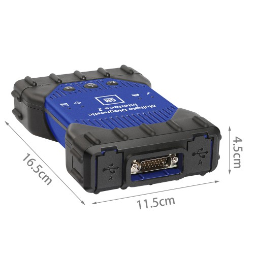 【New Arrivals】V2019.4 GM MDI 2 Multiple Diagnostic Interface 2 Free Ship By DHL