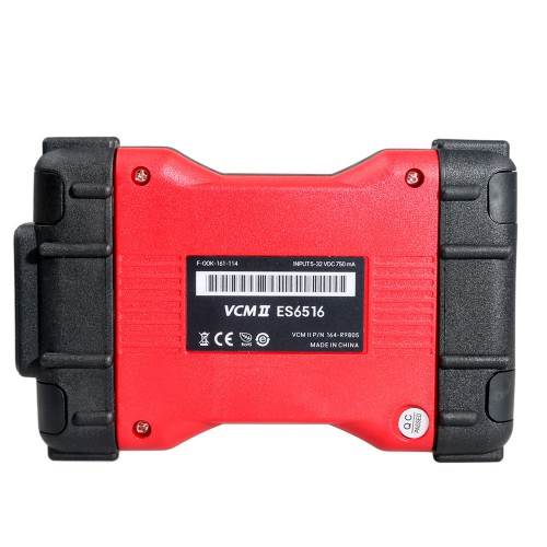 Ford VCM II VCM2 Diagnostic Tool Supports Latest Ford VCM IDS V119.01