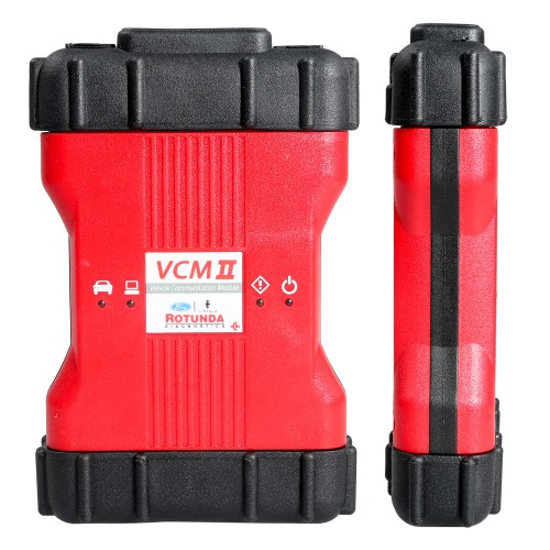 【Best Price】【Best Quality】Ford VCM II VCM2 Diagnostic Tool Supports Latest Ford VCM IDS V115
