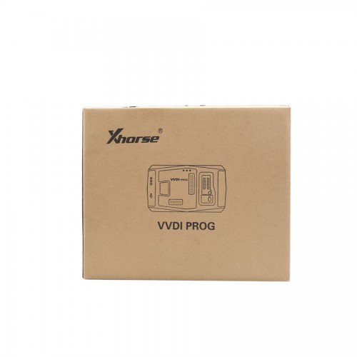 [Ship from UK/US] Original Xhorse VVDI Prog V4.9.3 Super Programmer with Free BMW ISN Read Function and NEC/ MPC/ Infineon