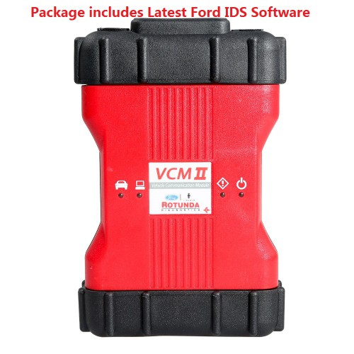 [Best Quality]VCM II Diagnostic Tool for Ford With Latest Ford VCM IDS V119.01L Full Software