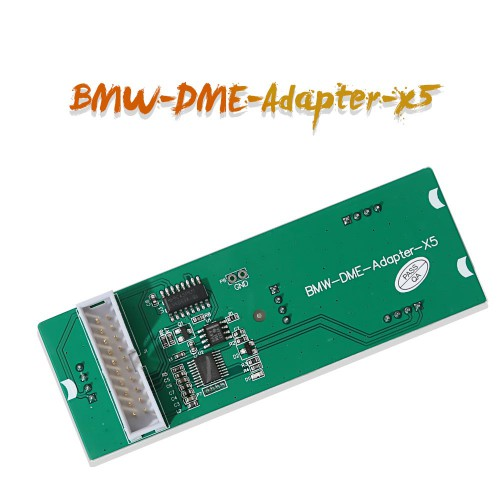 YANHUA ACDP BENCH mode BMW-DME-ADAPTER X5 interface board