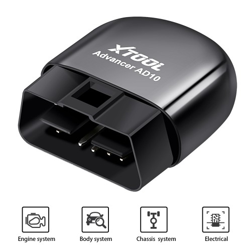 XTOOL AD10 OBD2 Diagnostica Scanner