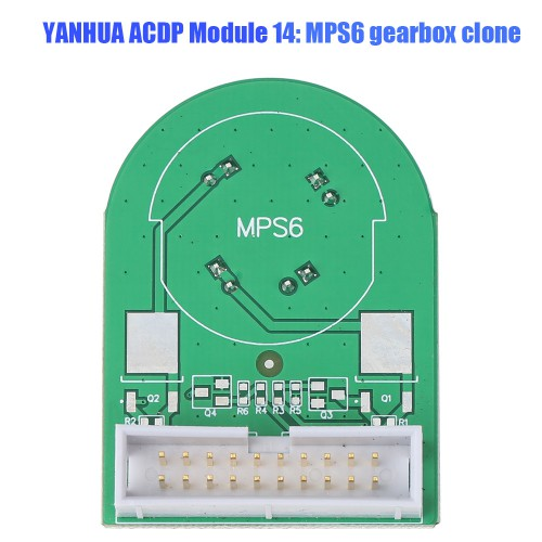 Yanhua Mini ACDP Module14 MPS6 Gearbox Clone for Volvo/Landrover/Ford/Chrysler/Dodge