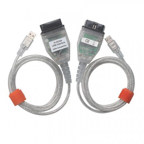 INPA K+CAN Diagnostic Interface for BMW with FT232RQ Chip