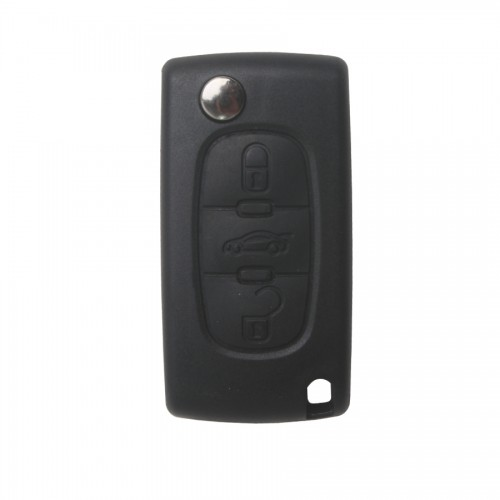 3 Buttons Remote Key Shell for Peugeot (VA2) 5pcs/lot
