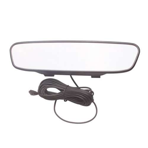 Super Thin Rearview Mirror Parking Sensor