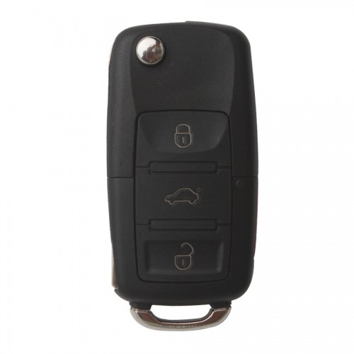 Ford Remote 4 Buttons Key Shell
