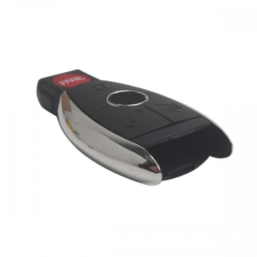 Smart Key Shell for New Benz 4-Button Without The Plastic Board