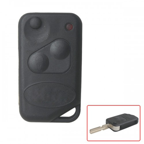 Remote Key Shell for Old Landrover 2 Button 5pcs/lot