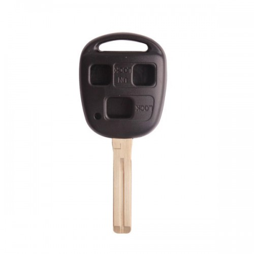 Remote Key Shell for Lexus 3 Button (without the paper words) 5pcs/lot