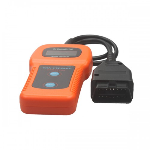 U281 VW AUDI SEAT CAN-BUS OBD OBD2 CODE READER/SCANNER