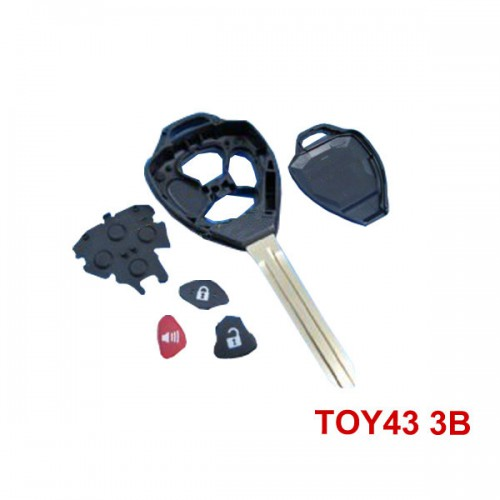 Key for Toyota Camry 3 Buttons 315MHZ 4D67