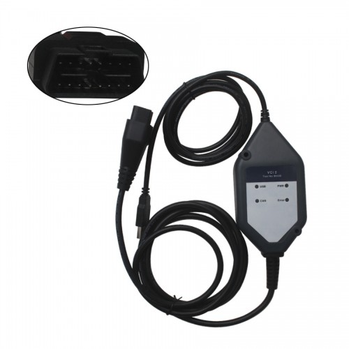 VCI 2 SDP3 Newest 2.27V Truck Diagnostic Tool for Scania With Dongle Multi-language