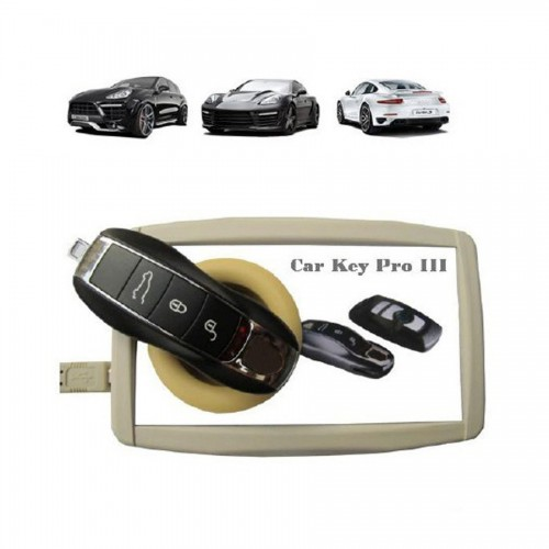 Car Key Pro III Best Key Programmer With Full Vehicle Coverage
