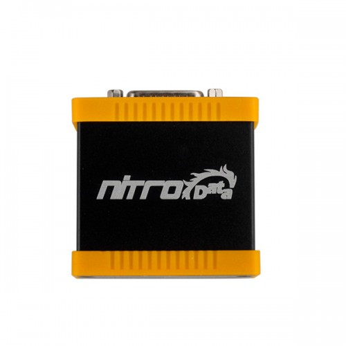 NitroData Chip Tuning Box for Benzine Gasoline Cars (TurboBenzine)