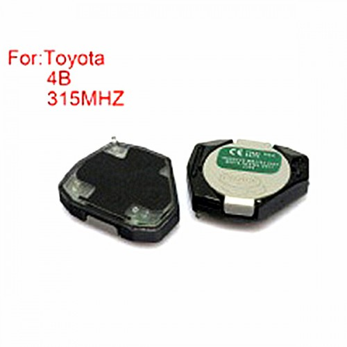 Toyota Remote Key l 4 Buttons 315MHZ MOROCCO:MR3264/200705018/POS