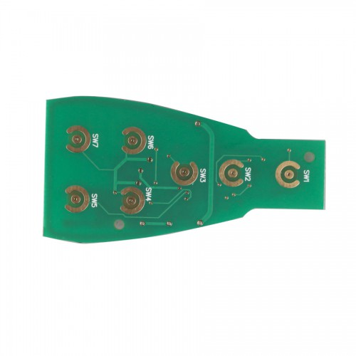 Key Board for Chrysler Smart 433 MHZ 7 Button
