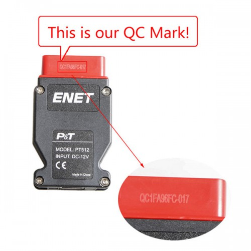 ENET (Ethernet to OBD) Interface Adapter E-SYS ICOM Coding for BMW F-series