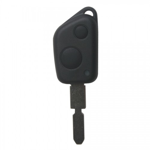 Remote Key Shell for Peugeot 406 2 Button 5pcs/lot