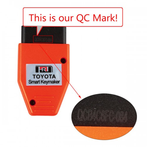 Toyota Smart Keymaker OBD for 4D and 4C Chip Free Shipping