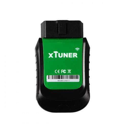 (Ship from US/UK No Tax) XTUNER E3 V9.2 WINDOWS 10 Wireless OBDII Diagnostic Tool Support Multi-Languages
