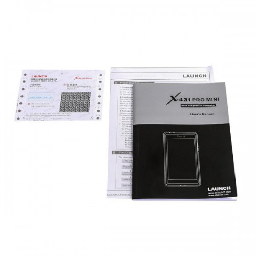 Launch X431 Pro Mini with Bluetooth Function 2 Years Free Update Online Mini X431 PRO Powerful than X431 Diagun