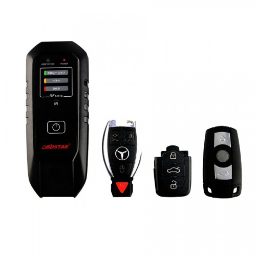 【Free Shipping from US No Tax】OBDSTAR RT100 Remote Tester Frequency/Infrared IR