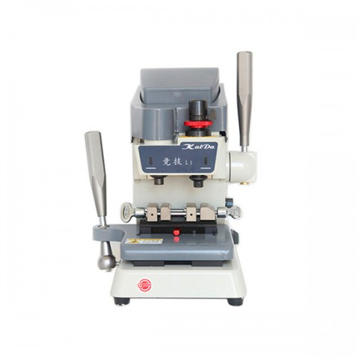 JINGJI  L1 Vertical Key Cutting Machine for Dimple and Laser Keys