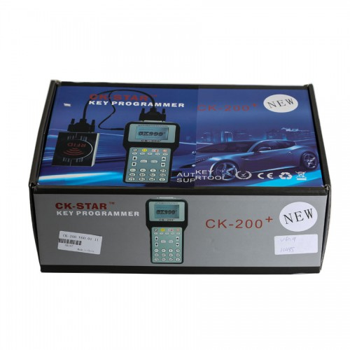 [ship from us]V50.01 CK-200 CK200 Auto Key Programmer Newest Generation Updated Version of CK-100