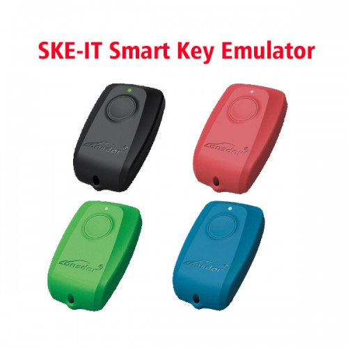 Lonsdor K518ISE Key Programmer Plus SKE-IT Smart Key Emulator Lifetime Free Update