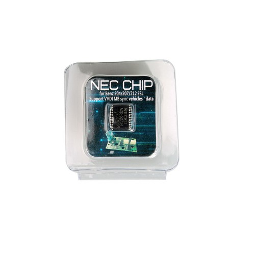 Transponder A2C-45770 A2C-52724 NEC Chips for Benz W204 207 212 for ESL ELV