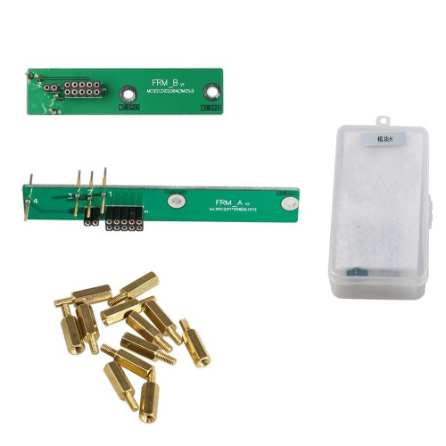 Yanhua Mini ACDP Key Programming Master Full Package No Need Soldering with Total 12 Authorizations