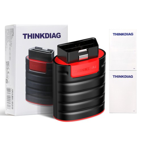[Ship from us] Thinkdiag OBD2 full system Power than X431 easydiag Diagnostic Tool With 3 free software