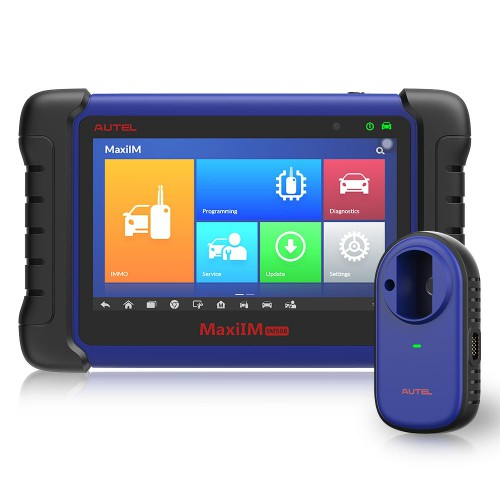 [Ship from US] Original Autel MaxiIM IM508 Advanced IMMO & Key Programming Tool Plus XP400 Pro Key and Chip Programmer