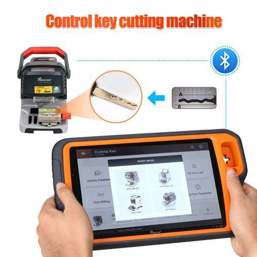 [ship from us] Global Version Xhorse VVDI Key Tool Plus Pad Full Configuration