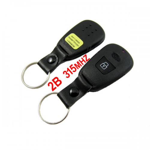 Remote Key for Hyundai Elantra 2 Button 315MHZ Made in China