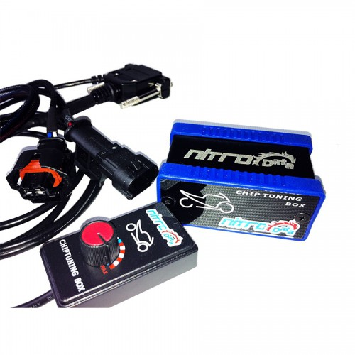 NitroData Chip Tuning Box for Motorbikers M7 Hot Sale