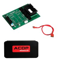 Yanhua Mini ACDP BMW FEM / BDC A50A Module Supports IMMO Key Programming, Odometer Reset, Module Recovery, Data Backup