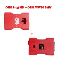 CGDI Prog MB Key Programmer and CGDI BMW Car Key Programmer Full Version Free Shipping by DHL
