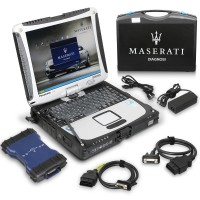 【New Arrivals】Maserati detector can match second-hand CF19 computer programming diagnosis with maintenance data