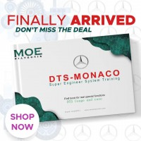 Moe Diatronic DTS MONACO Super Engineer System and Vediamo Engineer System Training Book