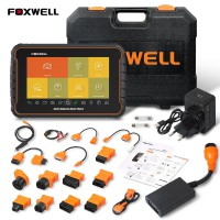 【New Arrivals】FOXWELL GT60 Plus Premier Diagnostic Platform With Special Functions Work with Latest 2019 models