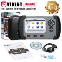 VIDENT iAuto700 Professional Car Full System Diagnostic Tool for Engine Oil Light EPB EPS ABS Airbag ect