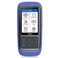 XTOOL New X300P Diagnostic tool obd oil reset ABS bleeding maintenance light reset odometer adjustment online update