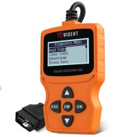【Best Price】VIDENT iEasy200 OBDII/EOBD+CAN Code Reader for Vehicle Checking Engine Light Car Diagnostic Scan Tool